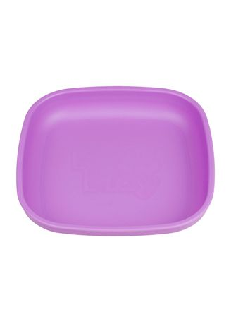 Purple color Sipper & Mugs . Re-Play Recycled Flat Plate  -