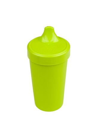 Green color Sipper & Mugs . Re-Play Recycled No-Spill Sippy Cup -