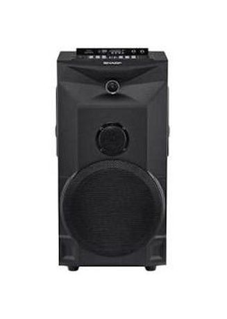 Hitam color Speaker . speaker bluetooth Sharp CBOX-PRO10UBB -