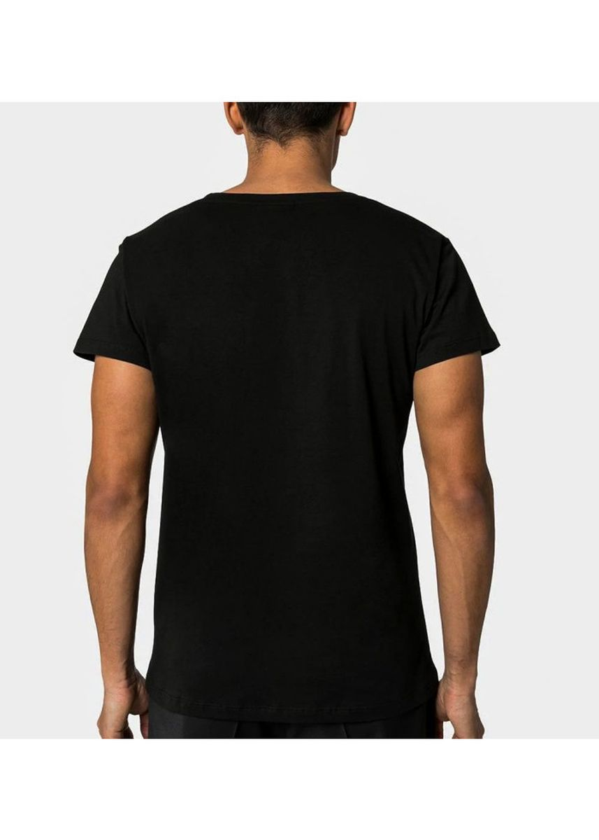 Black color  . AVANTIC CHAPTER I AC023 SPECIAL T-SHIRT BRAND LAUNCHING -
