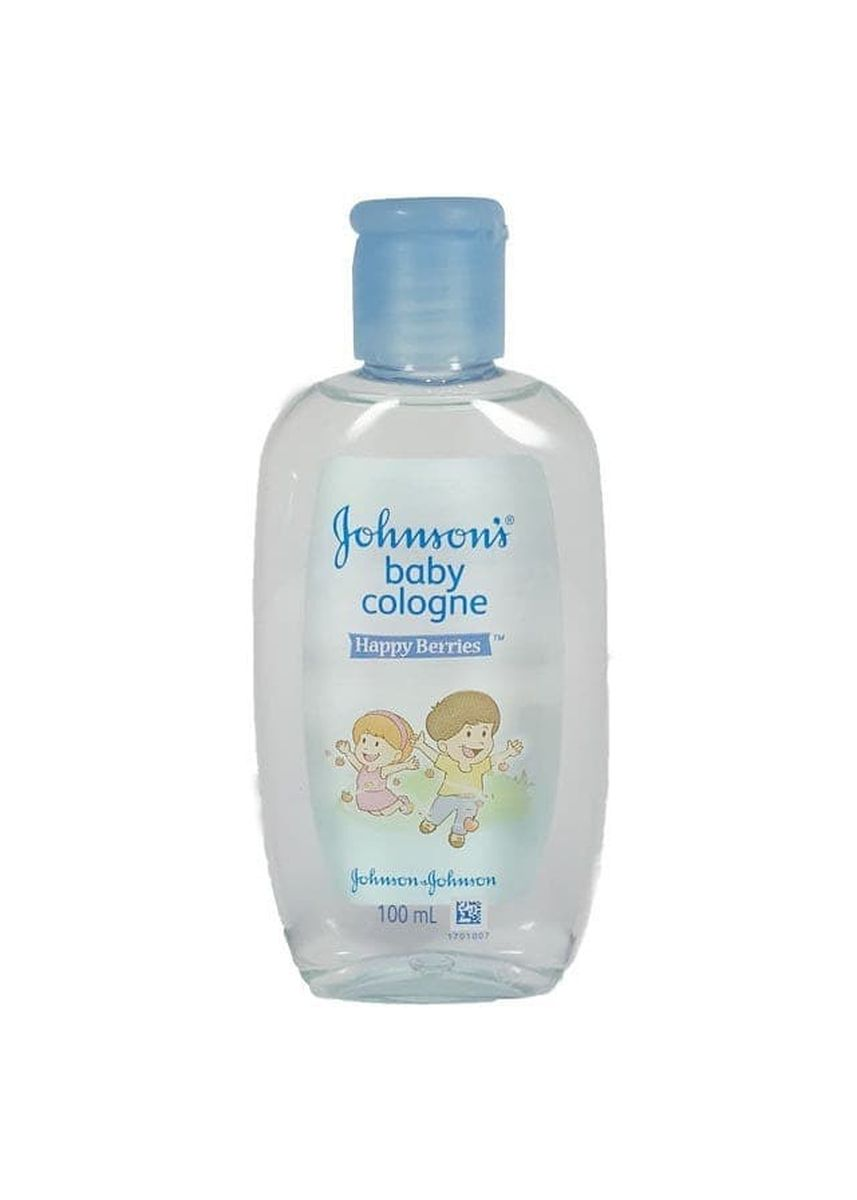 No Color color Body Cream & Oil . Johnson's Baby Baby Cologne Happy Berries 100 ml -