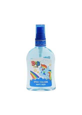 No Color color Body Cream & Oil . B&B Kids Spray Cologne 100ml Botol - My Little Pony Edition - Happy Fresh -