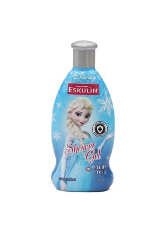 No Color color Body Wash . Eskulin Kids Shower Gel 250ml Botol - Elsa Frozen -