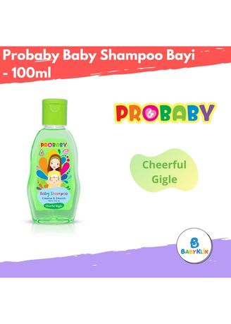 No Color color Hair Wash . Probaby Baby Shampoo - Cheerful Gigle  100ml -