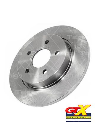 No Color color  . GTX Rotor Disc For Toyota Innova 05-12,Fortuner,Hilux 4X2 05-12 -