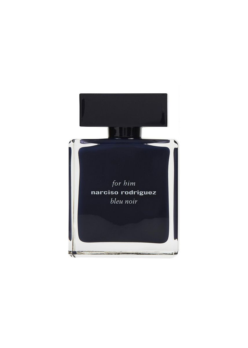 Multi color Fragrance . Narciso Rodriguez Bleu Noir . Eau de Toilette 100 ml -