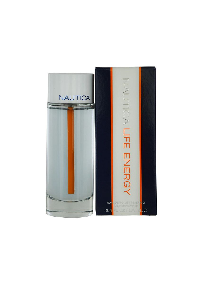 Multi color Parfum . Nautica Life Energy . Eau de Toilette 100 ml -
