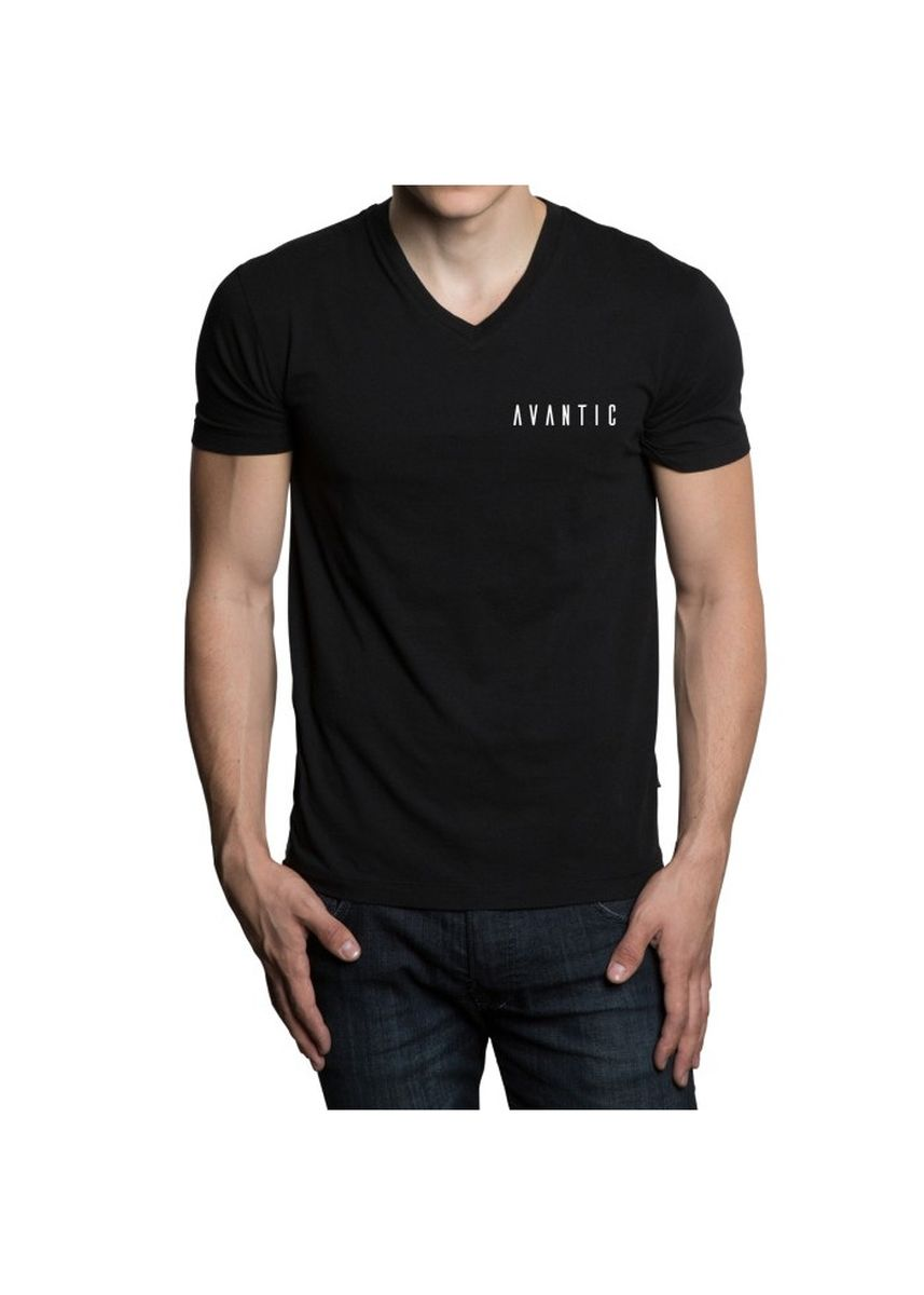 Hitam color  . AVANTIC CHAPTER I AC022 SPECIAL T-SHIRT BRAND LAUNCHING -