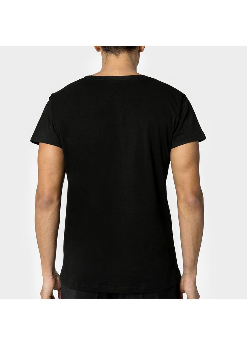 Black color  . AVANTIC CHAPTER I AC029 SPECIAL T-SHIRT BRAND LAUNCHING -