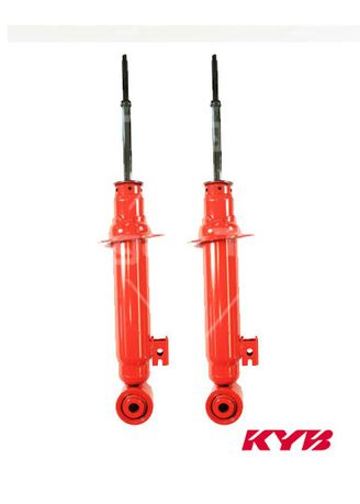No Color color  . KYB Shock Absorber for Toyota  Landcruiser 80/100 Series Front 90-05 -