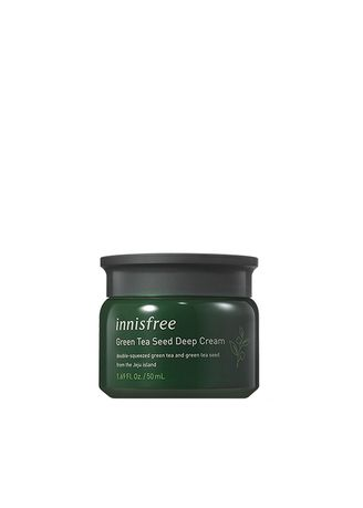 No Color color Other . INNISFREE Green Tea Seed Deep Cream 50ml -