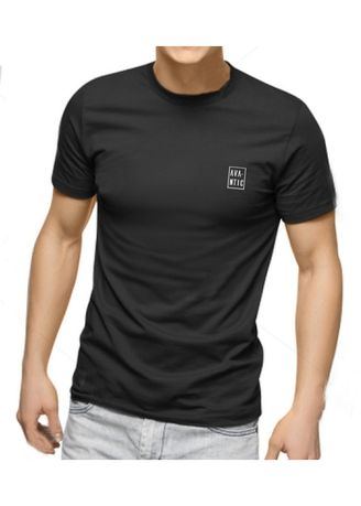 Hitam color  . AVANTIC CHAPTER I AC033 SPECIAL T-SHIRT BRAND LAUNCHING -