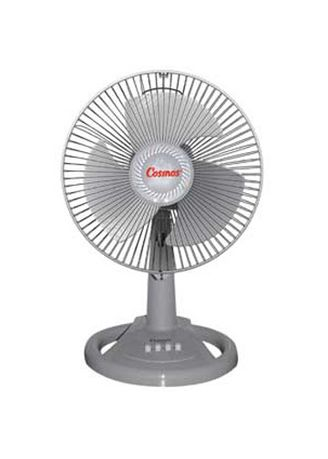 Abu-Abu color Kipas Angin . Cosmos Desk Fan 12 inch - 12DSE -