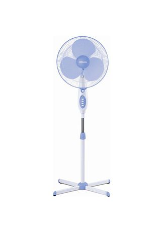 Biru color Kipas Angin . Miyako Stand Fan 16 inch - KAS1618B -