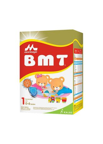 No Color color Milk . Morinaga BMT Susu Formula Box 800g -