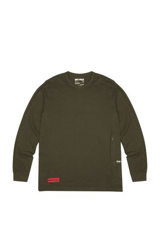 Olive color T-Shirts and Polos . Bodypack Prodigers Lucid T-Shirt - Olive -