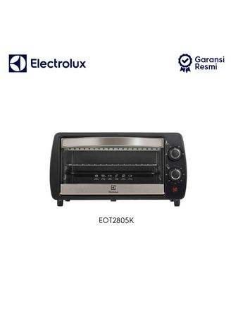 Black color Microwave Ovens . Electrolux Oven Toaster Model EOT2805K  -