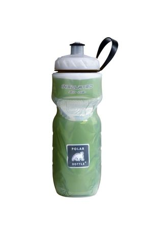 Hijau color Dapur . BOTOL MINUM POLAR BOTTLE Green 600ml -
