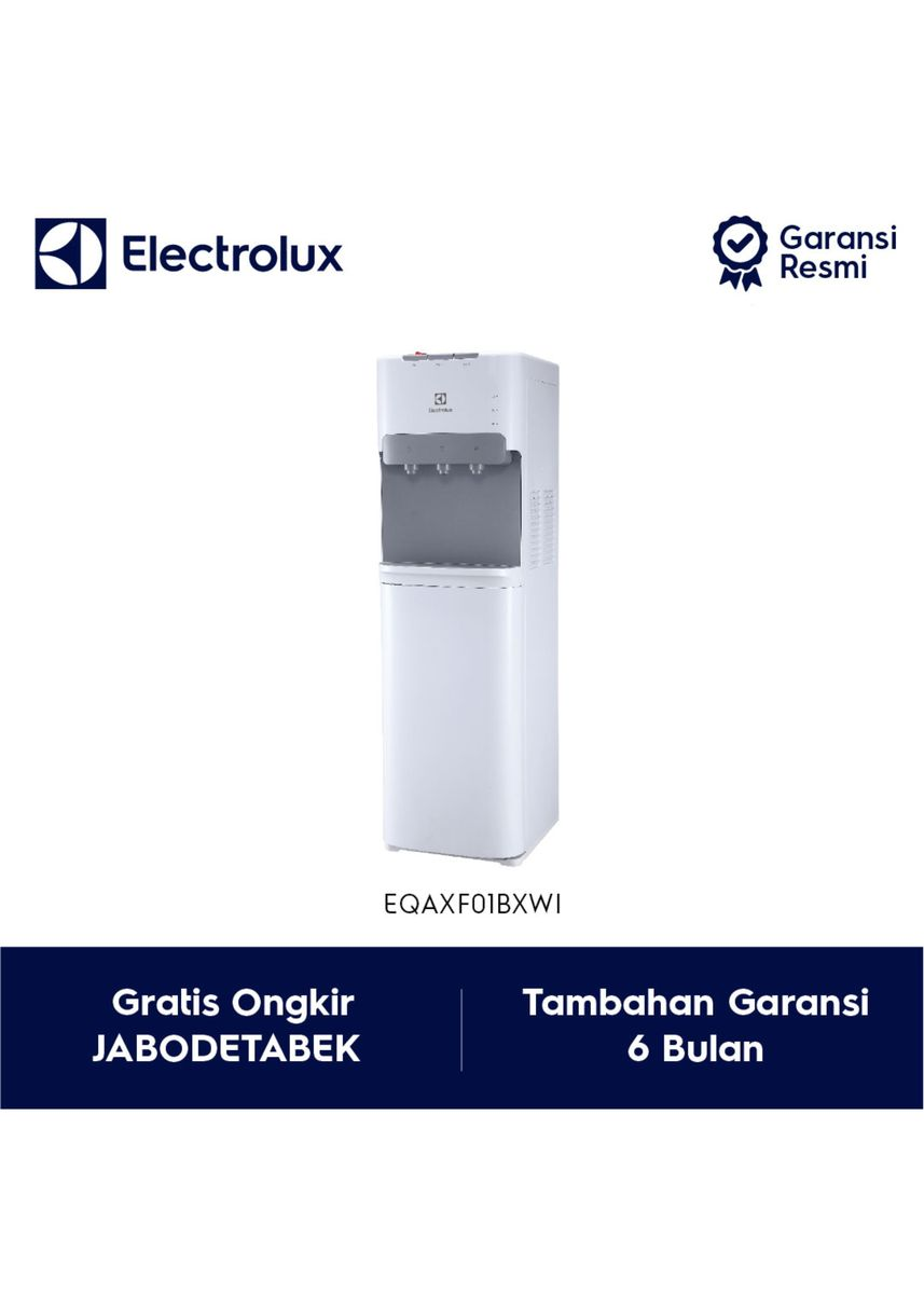No Color color Water Purifiers . Electrolux Dispenser Air Galon Bawah Model EQAXF01BXWI [SDA]- Garansi Resmi -