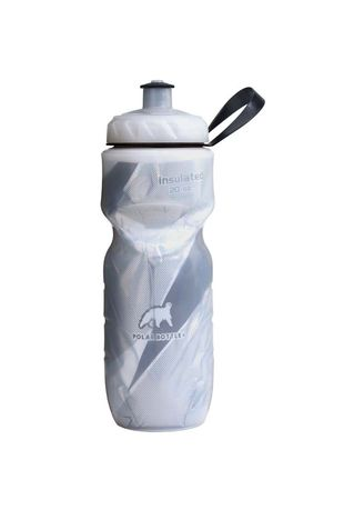 No Color color Kitchen . BOTOL MINUM POLAR BOTTLE Black Pattern 600ml -
