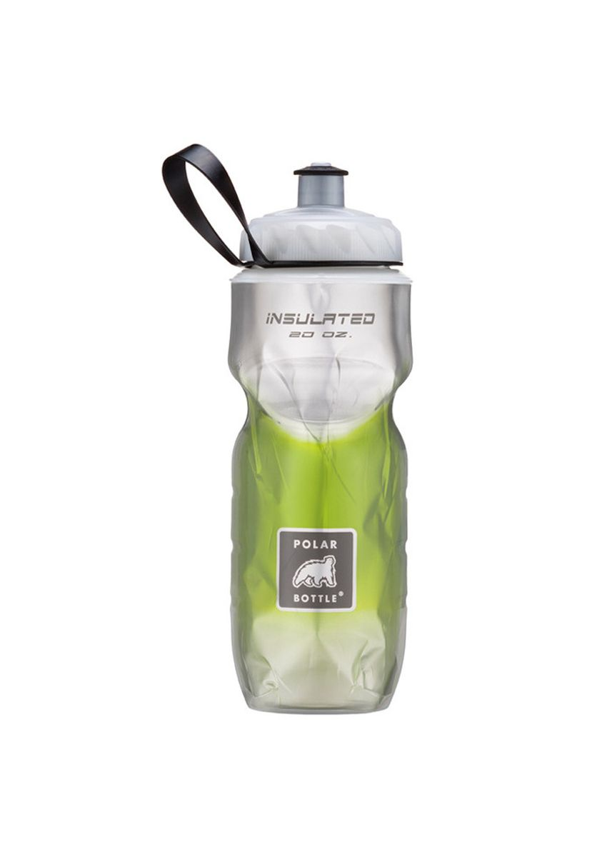 Hijau color Dapur . BOTOL MINUM POLAR BOTTLE Green Fade 600ml -
