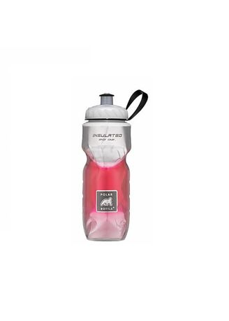 Red color Kitchen . BOTOL MINUM POLAR BOTTLE Red Fade 600 ml -