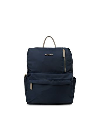 Navy color Backpacks . Tas Ransel Les Catino T. Haneda Rs Backpack L Navy -