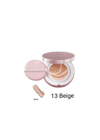 Brown color Face . Wardah BB cushion Instaperfect -