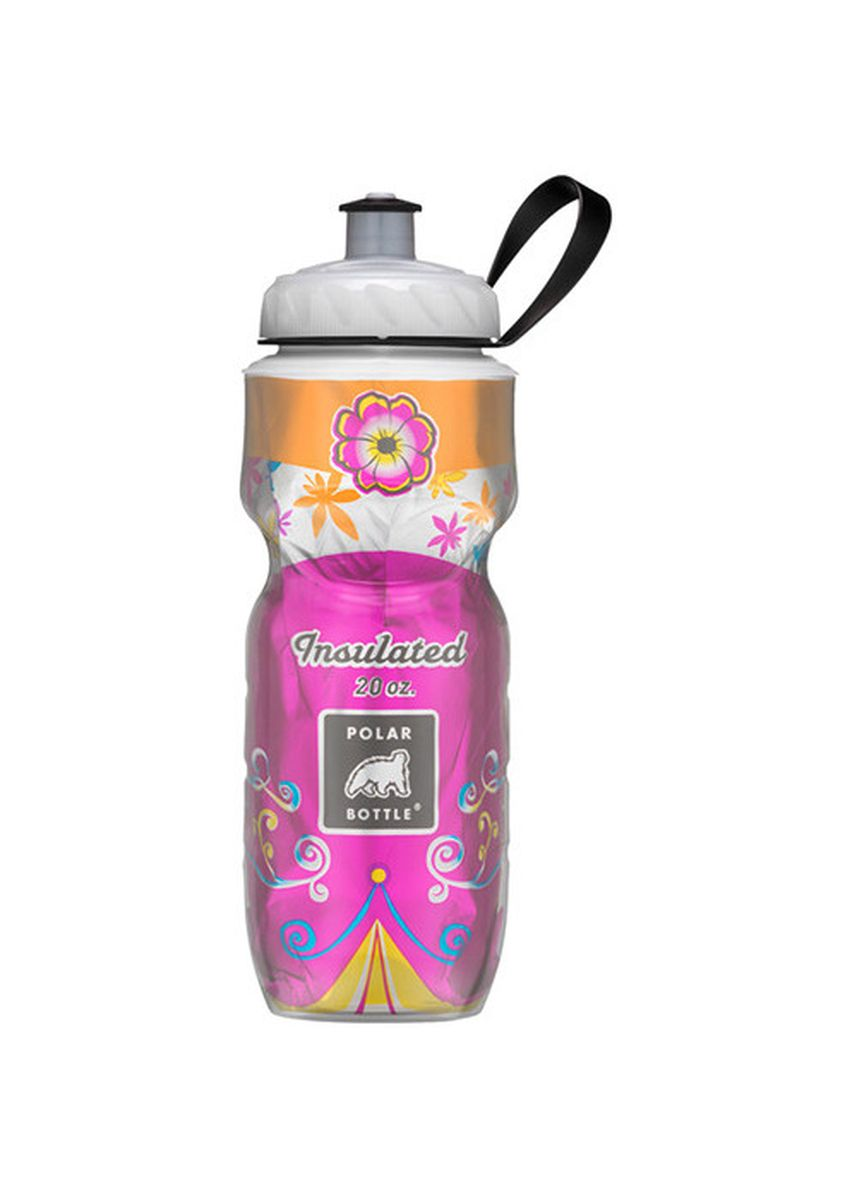 Pink color Kitchen . BOTOL MINUM POLAR BOTTLE Jubilee 600ml -