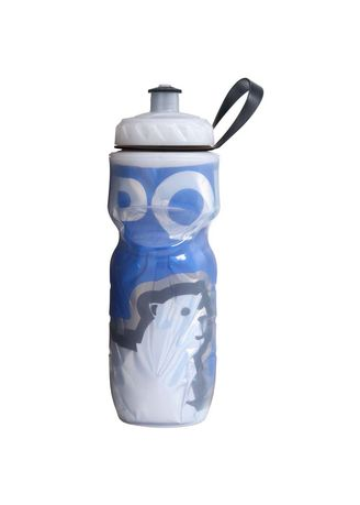 Biru color Dapur . BOTOL MINUM POLAR BOTTLE Big Bear Blue 600ml -