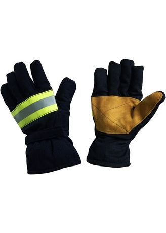 Tidak Berwarna color Safety Equipment . Sarung tangan pemadam - OSW Aramid -
