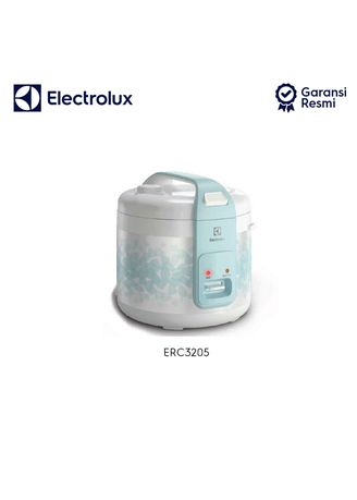 Tidak Berwarna color Rice Cooker . Electrolux Rice Cooker Model ERC3205 [SDA] -