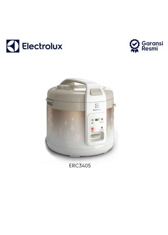 No Color color Electric Cookers . Electrolux Rice Cooker Model ERC3405 [SDA] -