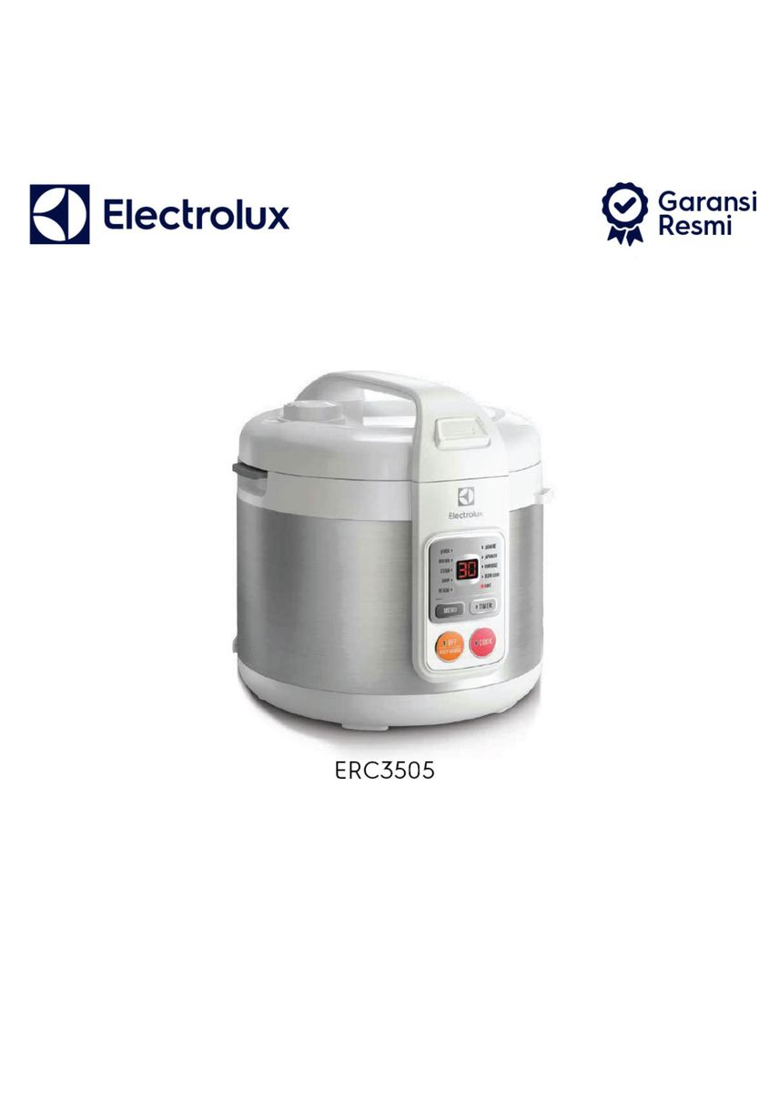 No Color color Electric Cookers . Electrolux Rice Cooker Model ERC3505 [SDA] -