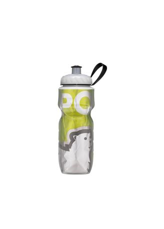 Green color Kitchen . BOTOL MINUM POLAR BOTTLE Big Bear Green 600ml -