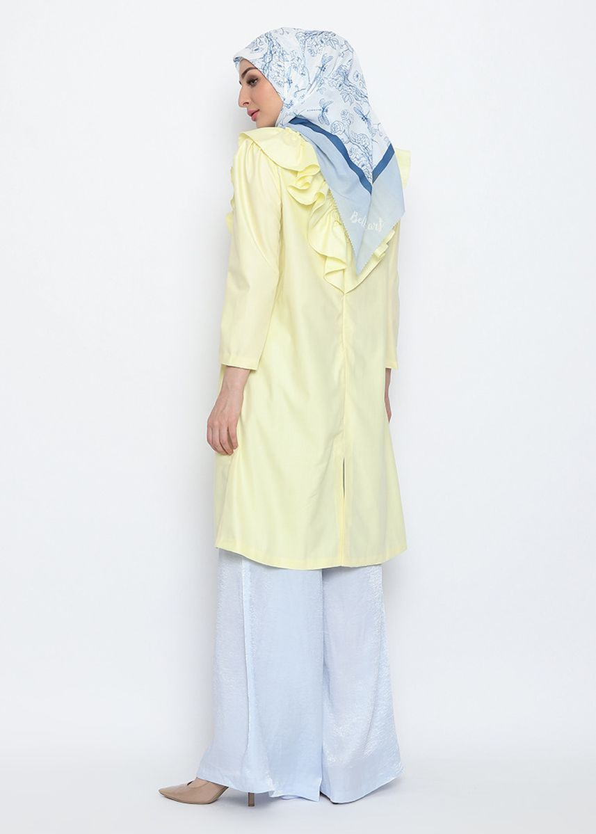 Yellow color Tops . Lucy Tunik -