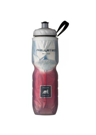 Red color Kitchen . BOTOL MINUM POLAR BOTTLE Red Fade 700ml -