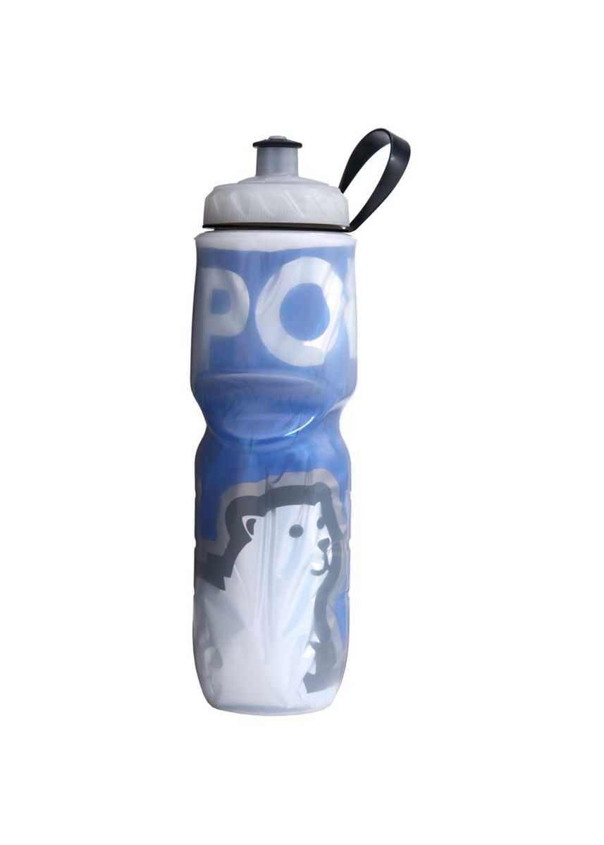 Blue color Kitchen . BOTOL MINUM POLAR BOTTLE Big Bear Blue 700ml -