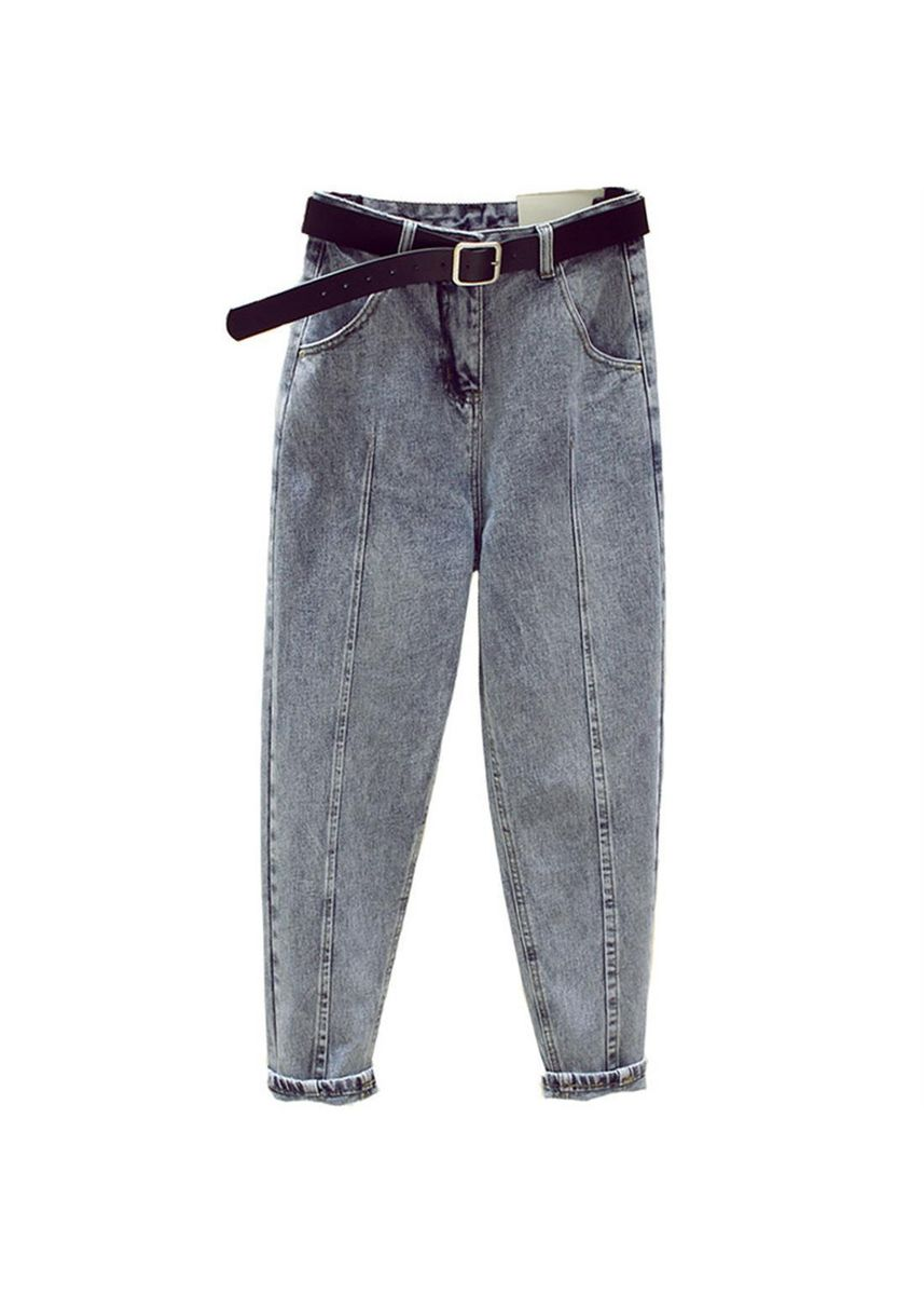 Light Blue color Jeans . Harlan Radish Pants -