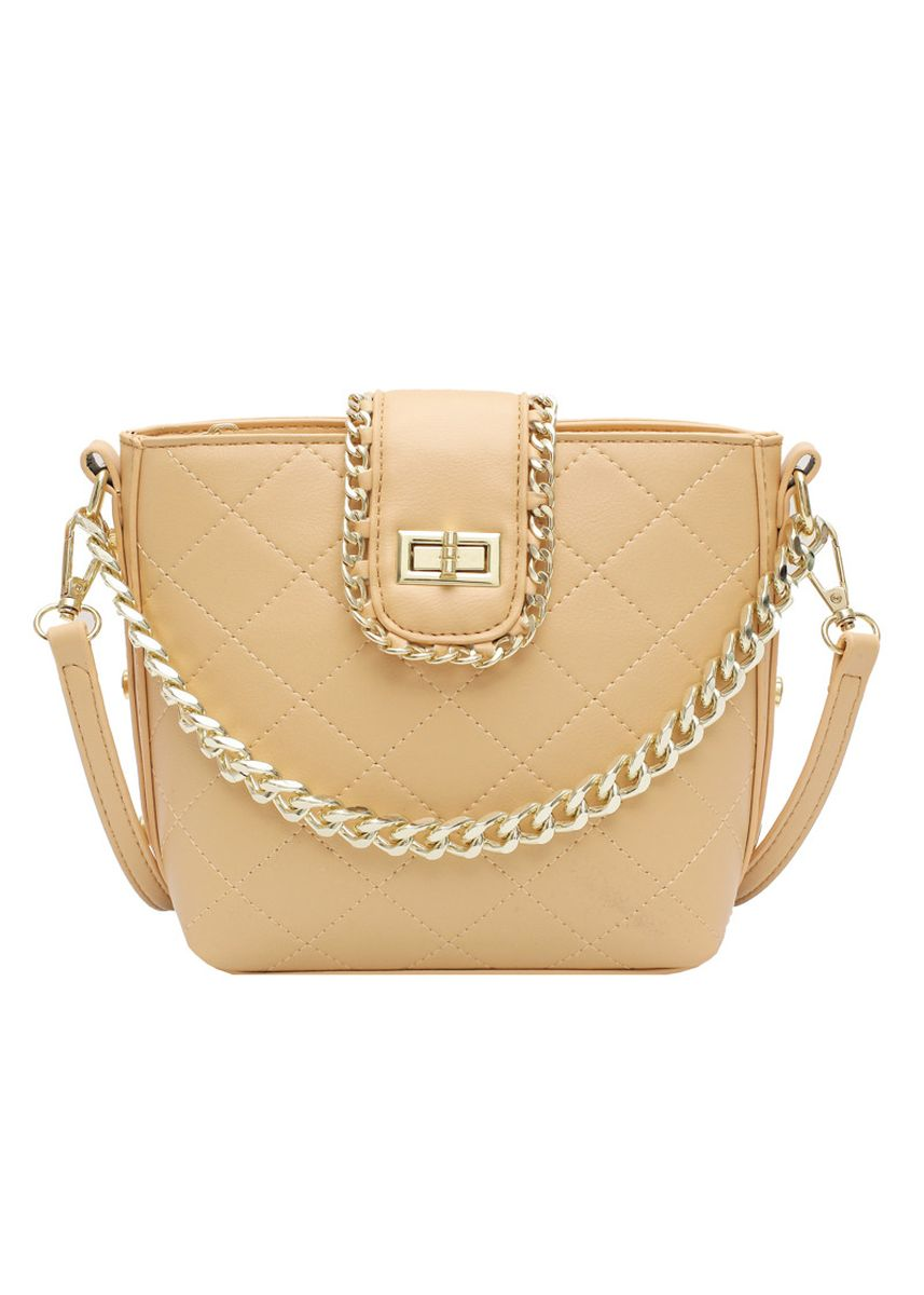 Yellow color Messenger Bags . Fashion Simple Messenger Hand Carry all-Match Bag -