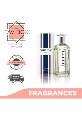 White color Fragrances . YOUR FAV BOX Tommy Hilfiger Tommy 200ml Ph -