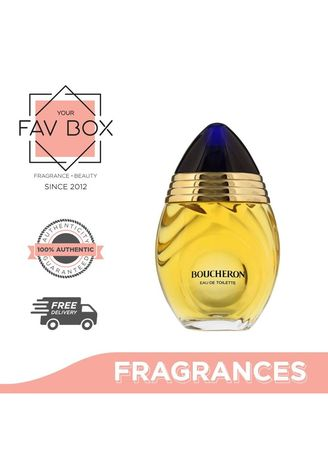 No Color color Fragrances . YOUR FAV BOX Boucheron Pour Femme EDT 100ml -