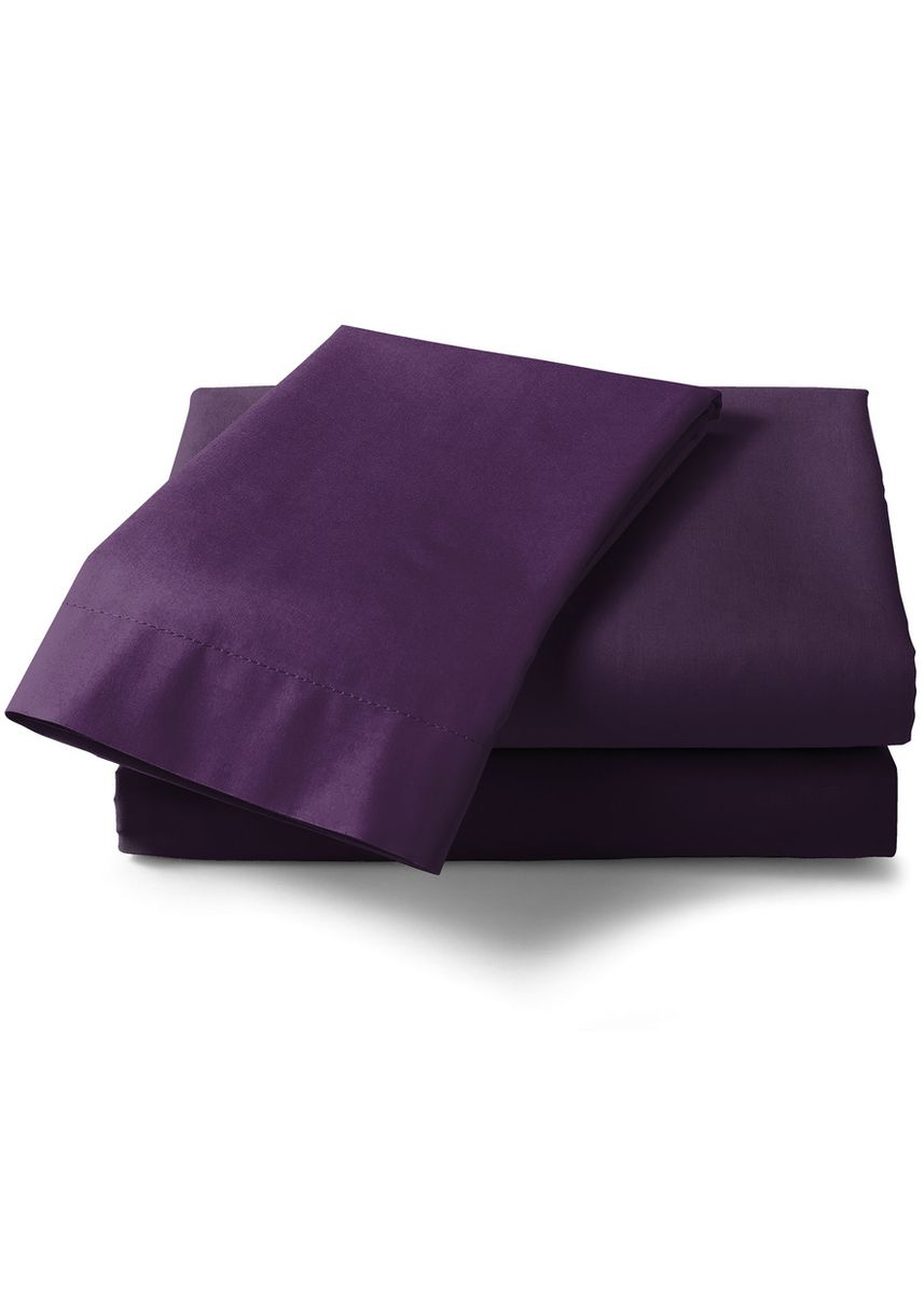 Ungu color Kamar Tidur . Sprei Extra Single 120 Purple Pennant Kintakun New Luxury Super Soft Microfiber 30 cm (3in1) -