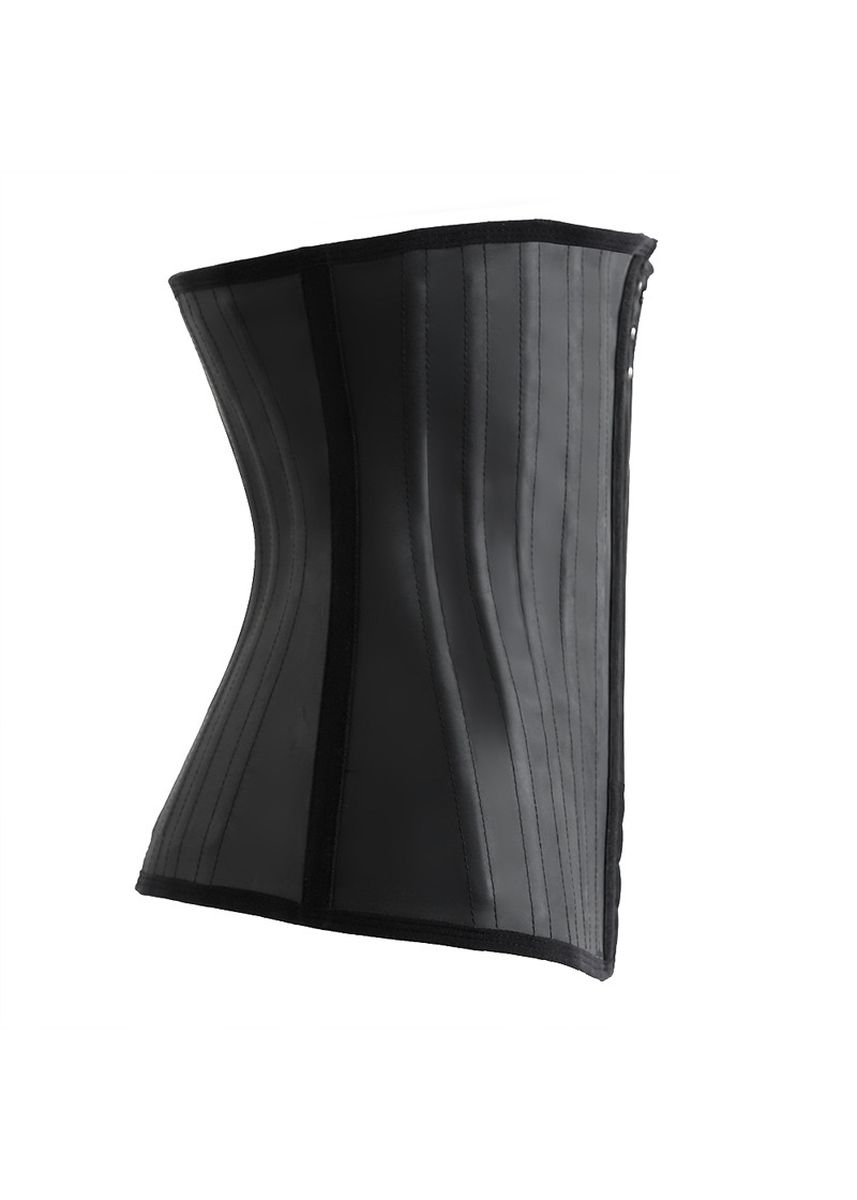 Black color Shapewear . Latex Corset 25 Boned Colombia Shapewear -