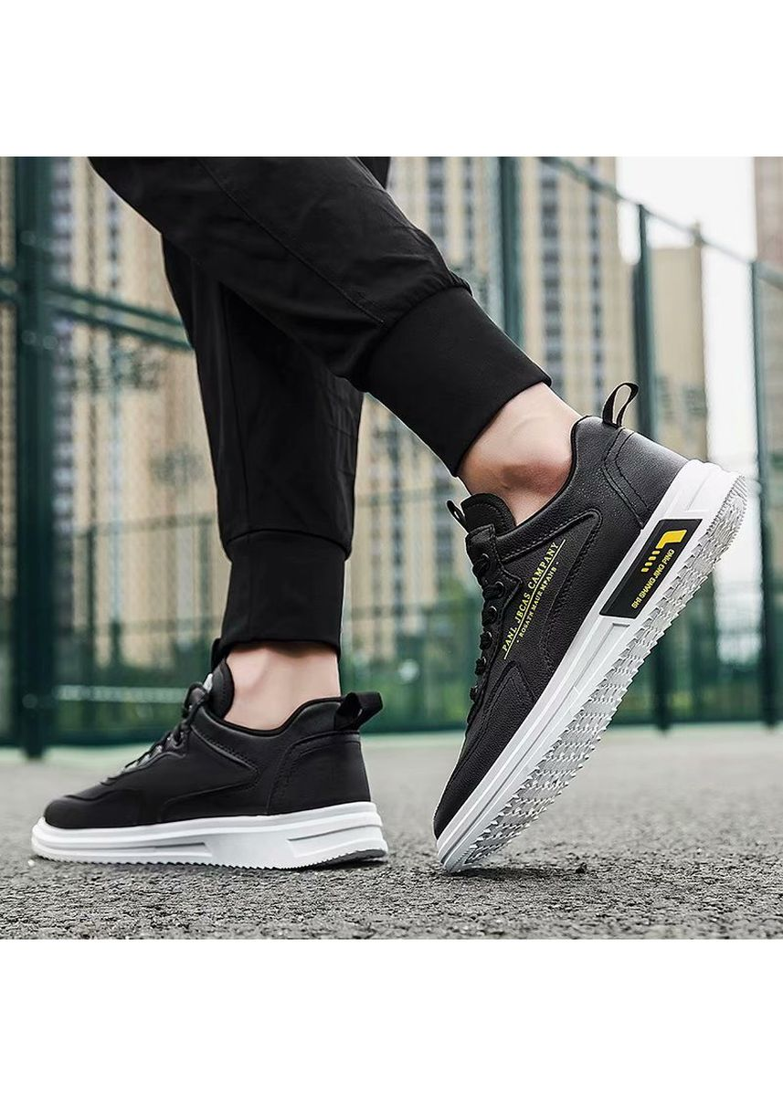 Black color Casual Shoes . Men's Fashion Sports Running Shoes -