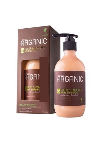 No Color color Treatments . L'ANGEL Arganic Color & Damaged Hair Conditioner 268ml ANG-606 -