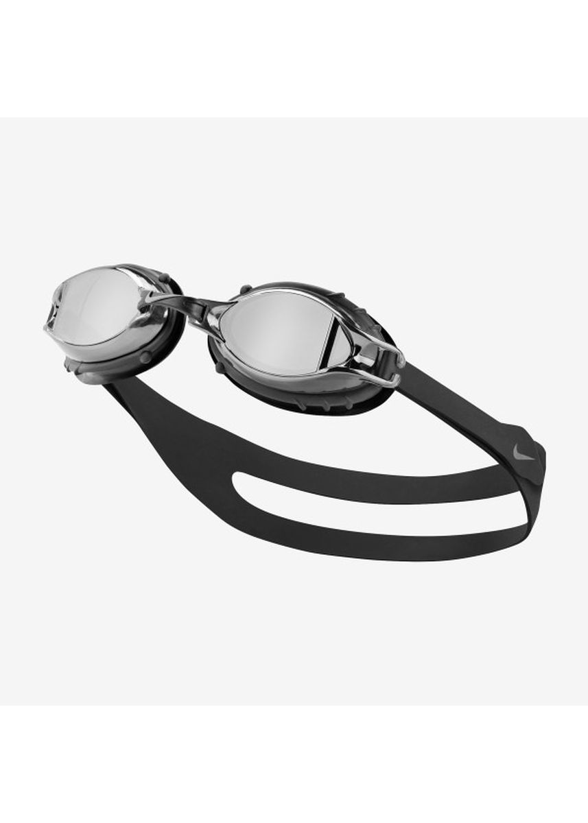 No Color color Accessories . Nike Swim Unisex Chrome Mirror Youth Goggle in Smoke -