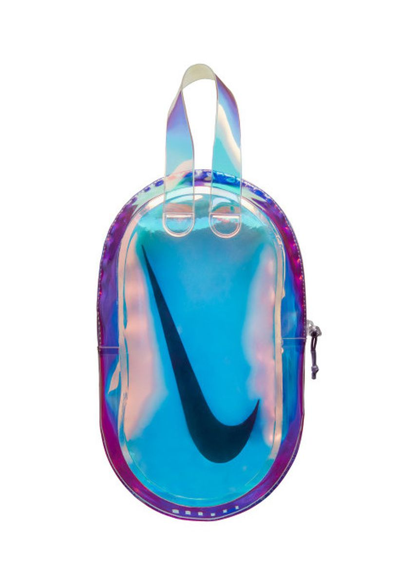No Color color Accessories . Nike Swim Iridescent Locker Bag in Clear Iridescent -