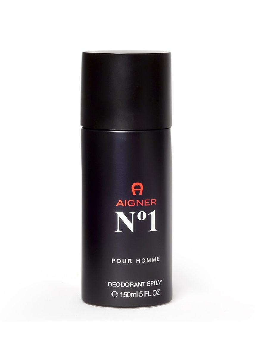 No Color color Fragrances . YOUR FAV BOX Aigner No. 1 Deodorant Spray 150ml for Men -