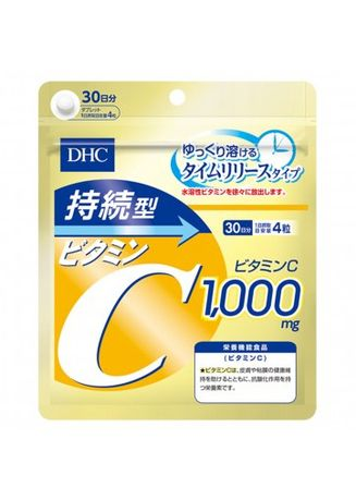 No Color color Beauty Supplement . DHC Vitamin C Sustainable 30 Days -
